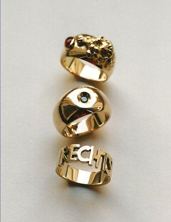 Ringe aus Gold