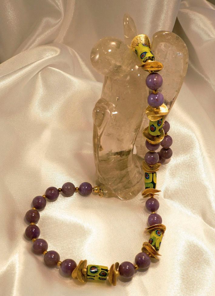 Lavendeljade