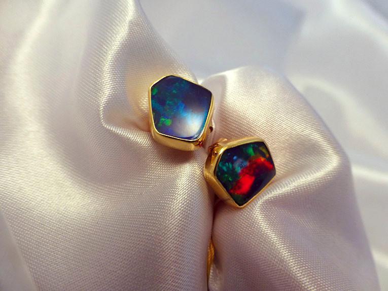 Opalstecker