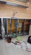 水漏れ、水道修理工事