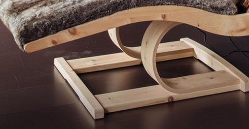 LL20 - Bogenkonstruktion Standfuß