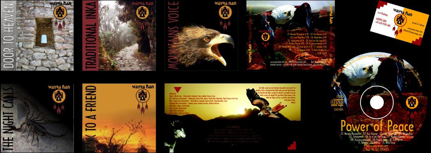 Musiker: CD-bedrucken, Cover gestalten, komplettes Firmen CD, Fahrzeugbeschriftung, Visitenkarten