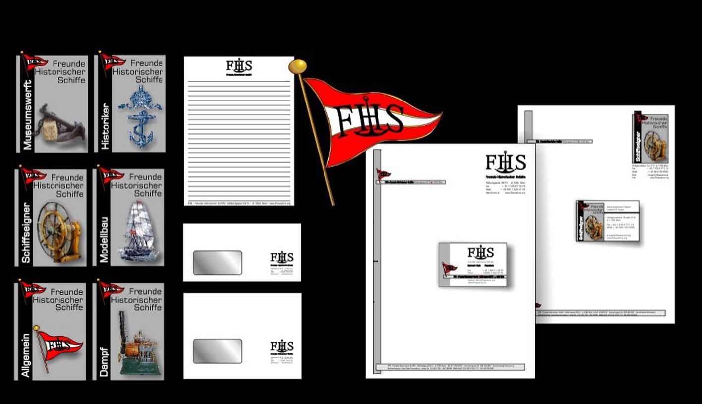 CD Entwicklung mit Print und Homepage-Vorbereitung