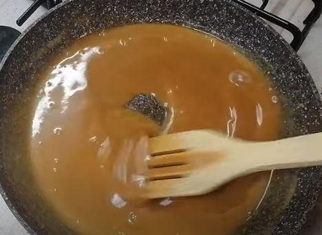 Liquid food proteico self made