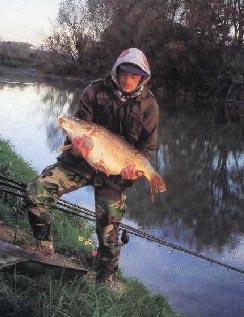 La pesca in fiume prima parte