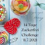 14 Tage Zuckerfrei Challenge