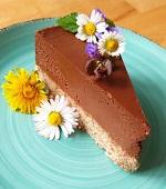 Schokomousse Kuchen
