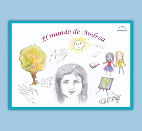 El mundo de Andrea, 2013. Andrea emplea la mano izquierda en lugar de la derecha. La llegada de una nueva profesora trastocará la situación de ambas niñas y descubrirá a sus compañeros la maravillosa aventura del aprendizaje.