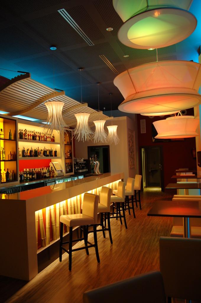Reformas de bares de copas   BAMBÚ