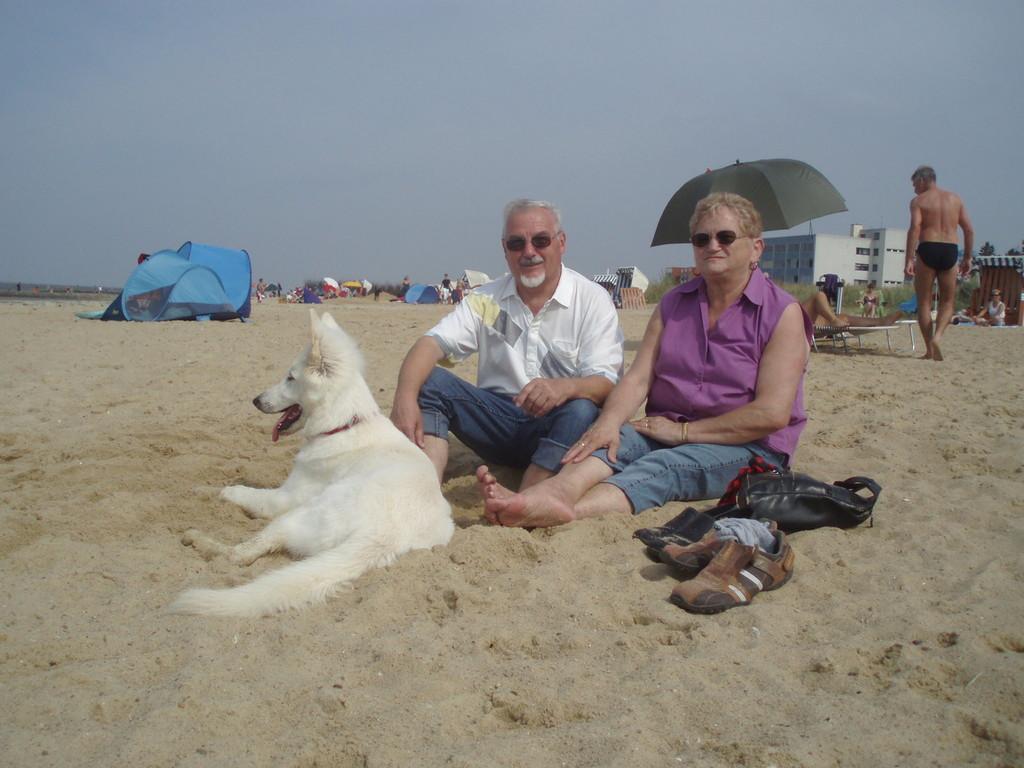 Familie Eisenmann mit Anka