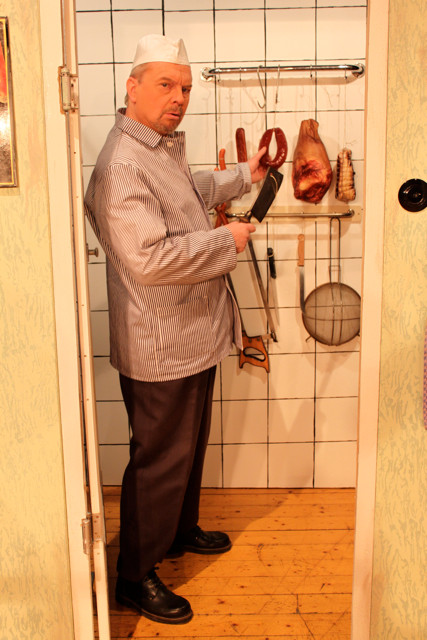 ist Max Pienung, gespielt von Rainer Hospodarz