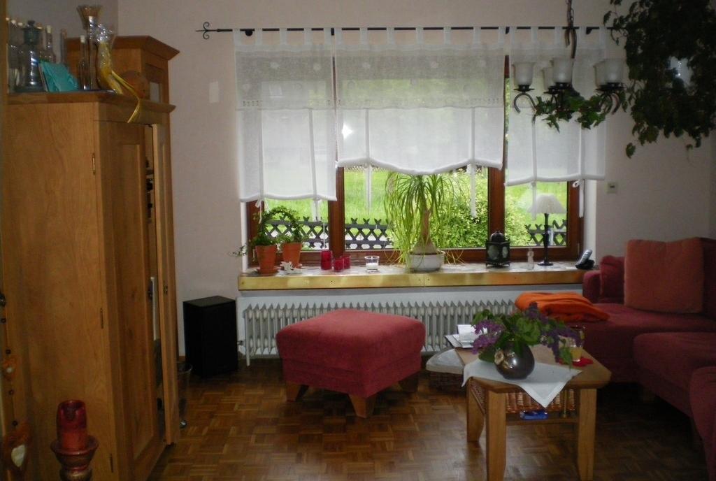 vorher Wohnzimmer