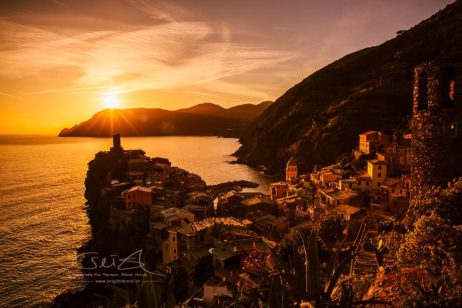 Vernazza |Cinque Terre |Italien