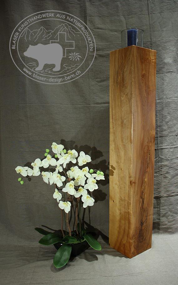 s ulen kerzenst nder blaser design bern kunsthandwerk. Black Bedroom Furniture Sets. Home Design Ideas