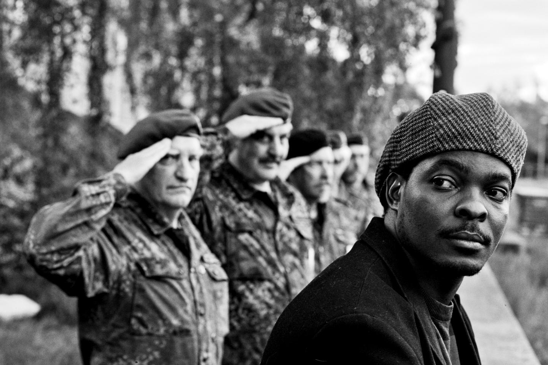 Meine Serie Flüchtlinge und ihre Berufe in der Heimat