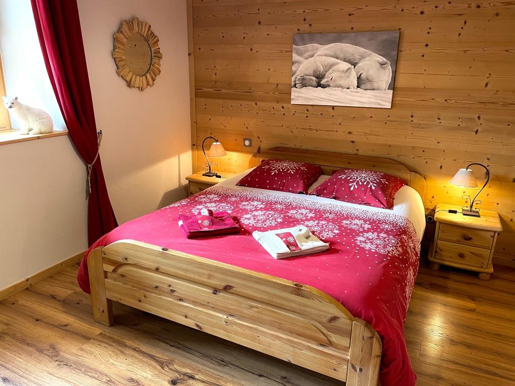 Chambre double lit 160 x 200