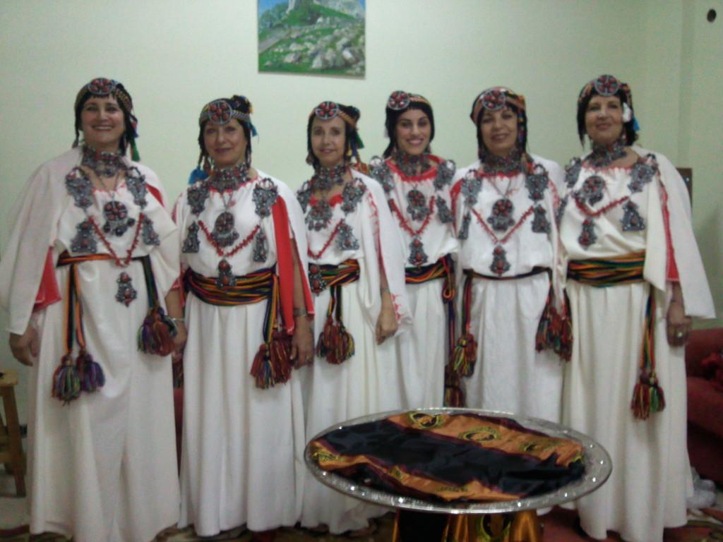 Tiliwa au Festival de la chanson kabyle à Bejaïa (Kabylie-Algérie)