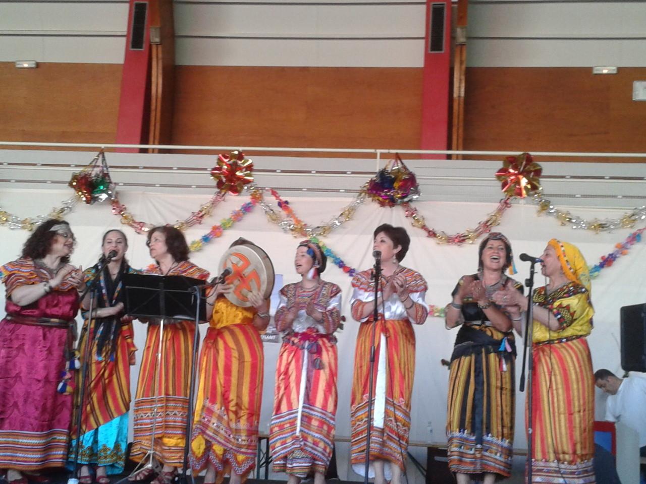Fête de la Rose à Vitry 26/05/2012