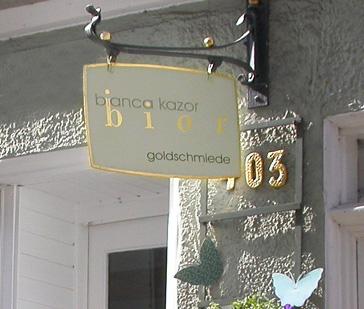 goldschmiede  b i o r   von bianca kazor