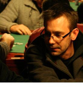 Alexis Lhomme auteur d'une très belle prestation au Casino de Gujan Mestras