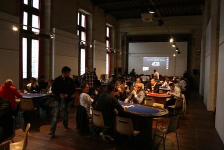 Le 2ème grand tournoi du Perigord Poker club  regroupant prés de 70 joueurs s'est déroulé dans la joie et la bonne humeur