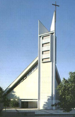 Katholische Kirchengemeinde Maria-Frieden, Kaiserstraße
