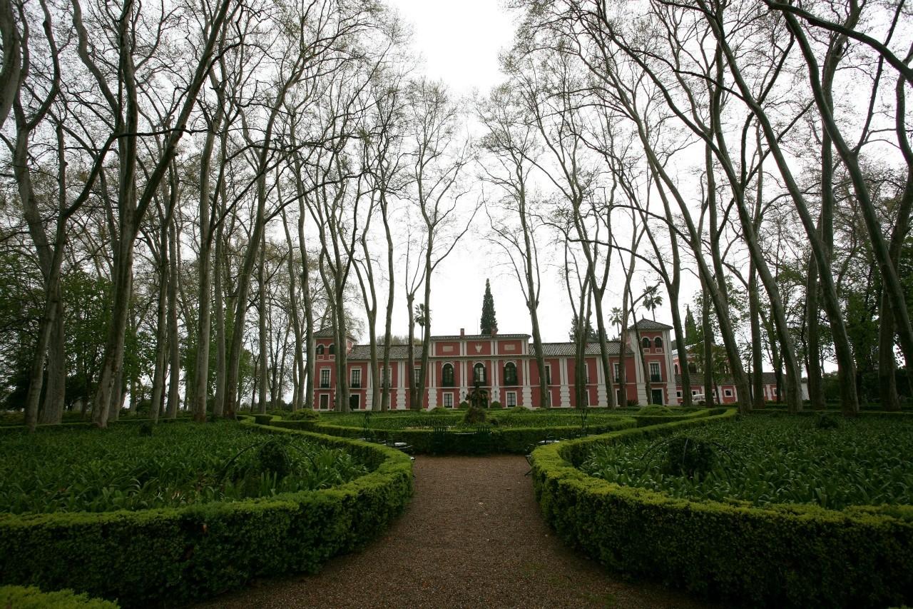 Palacio y Jardines de Moratalla