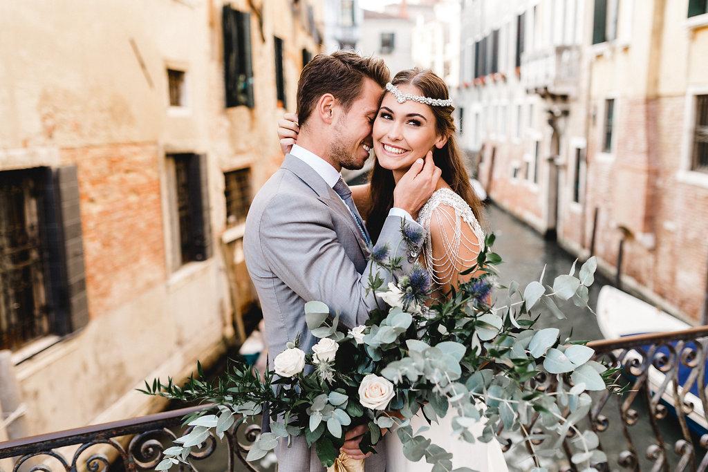 Venedig hochzeit heiraten venice bridalmakeup italy destinationwedding