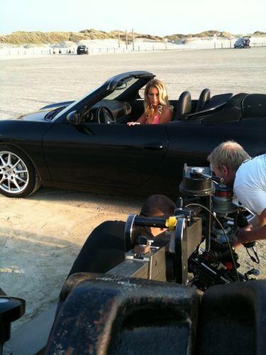 Making of Reno shoot 2011