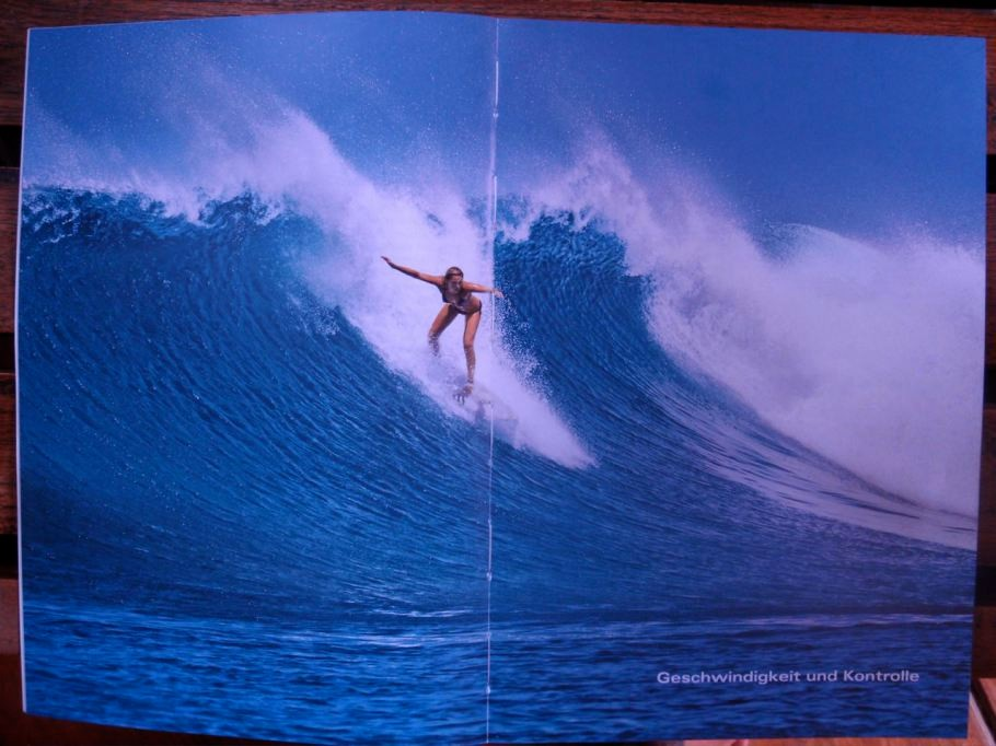 Surf Book Poster