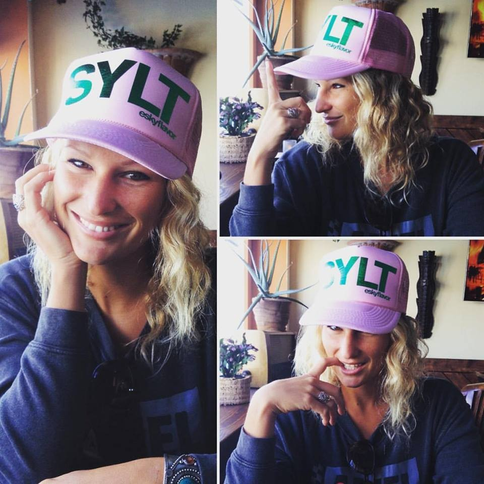 Thank you, Roy in Westerland/Sylt for the cap!
