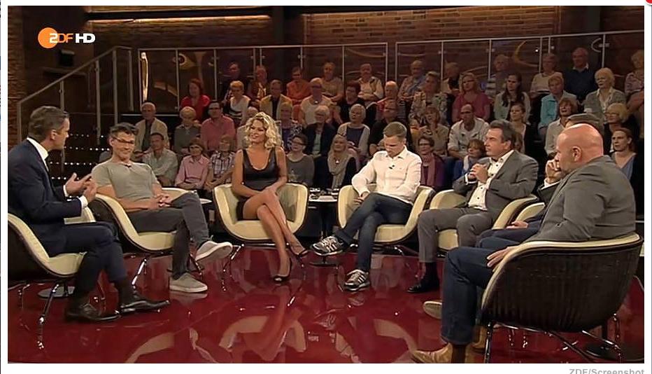 at Markus Lanz TVshow 15.06.2016