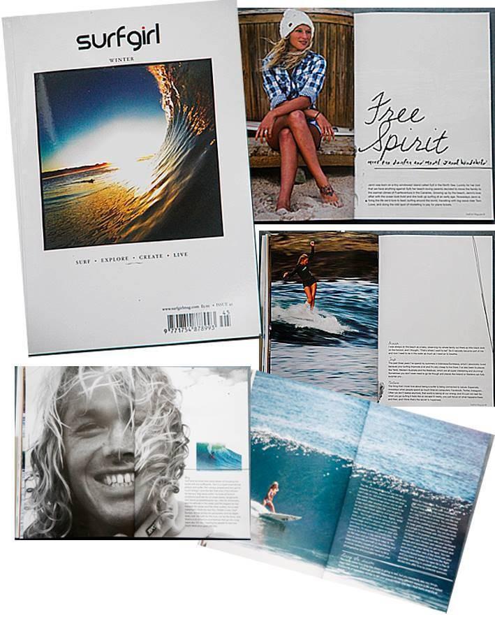 Surf Girl Mag 2014