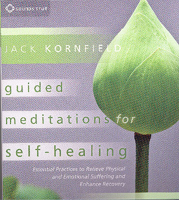 Guided Meditations for Self-Healing - CD