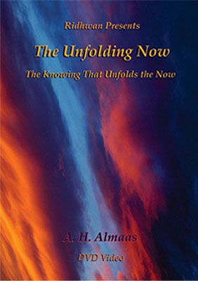 The Unfolding Now - The Knowing That Unfolds the Now, DVD