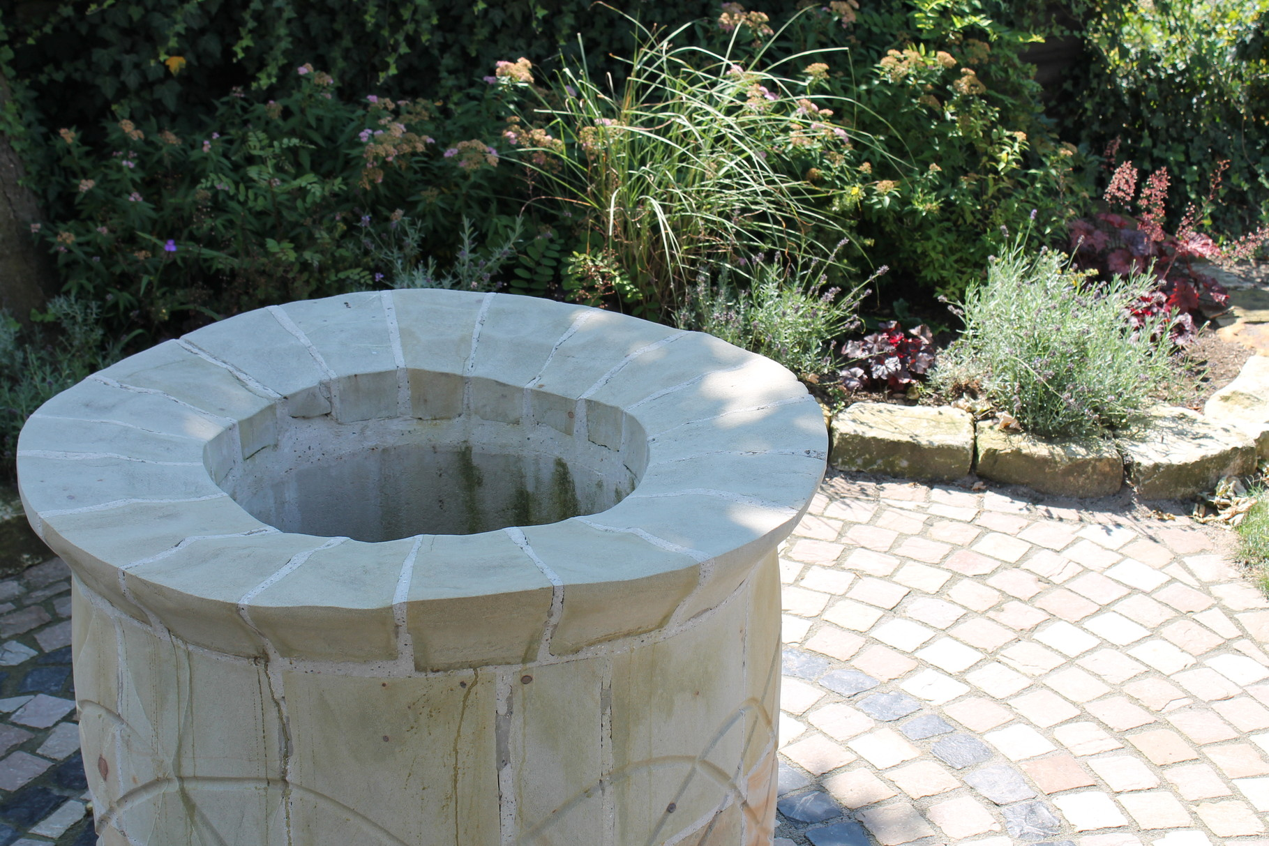 Unser Taufbrunnen