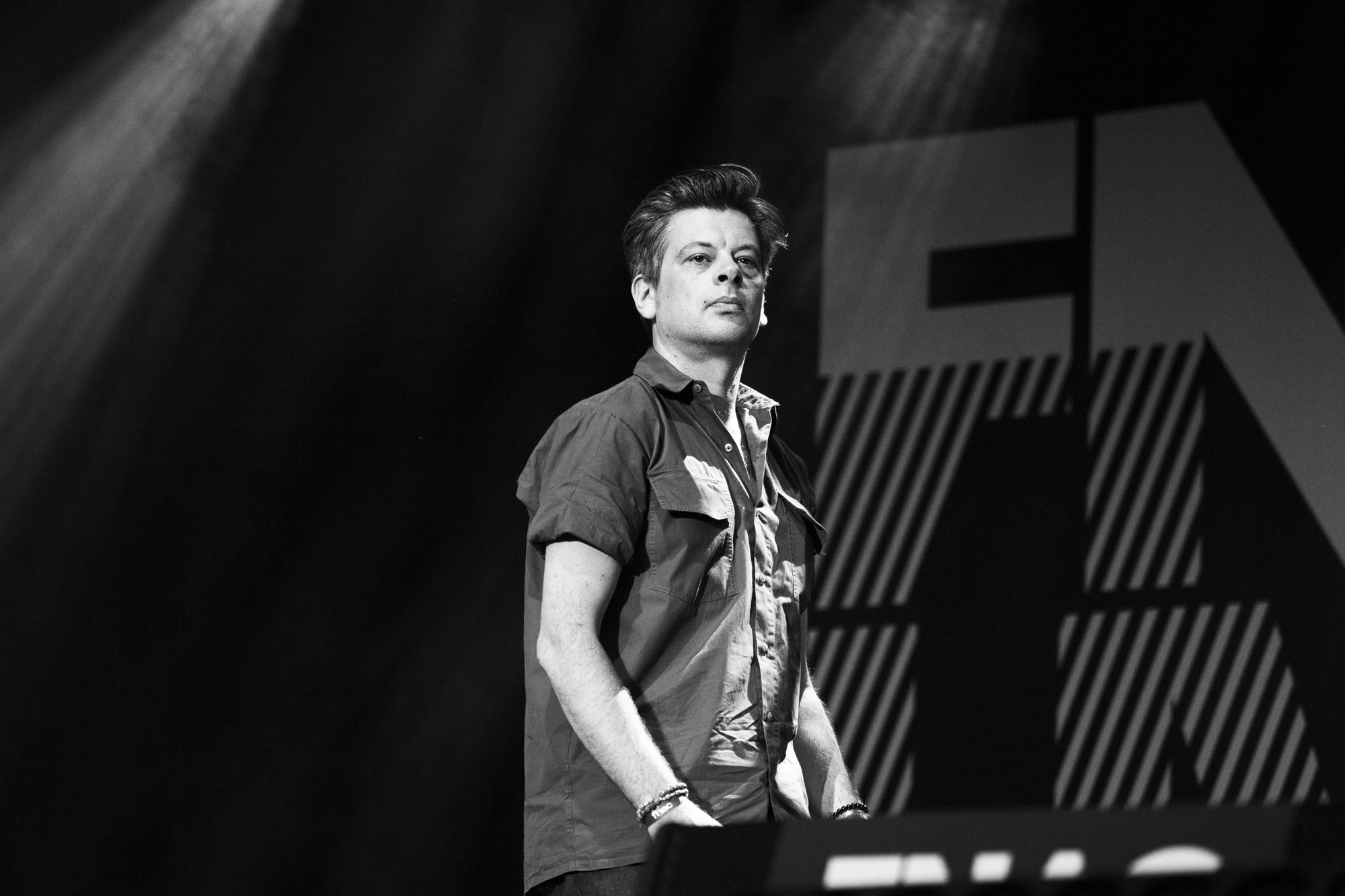 Benjamin Biolay - Fnac Live 2017 © Clémence Rougetet