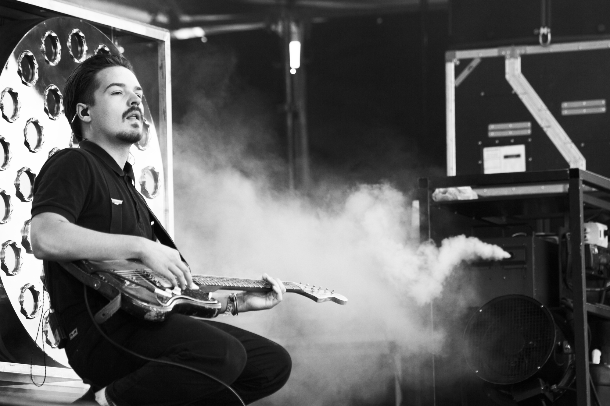 Milky Chance - Solidays 2018 © Clémence Rougetet