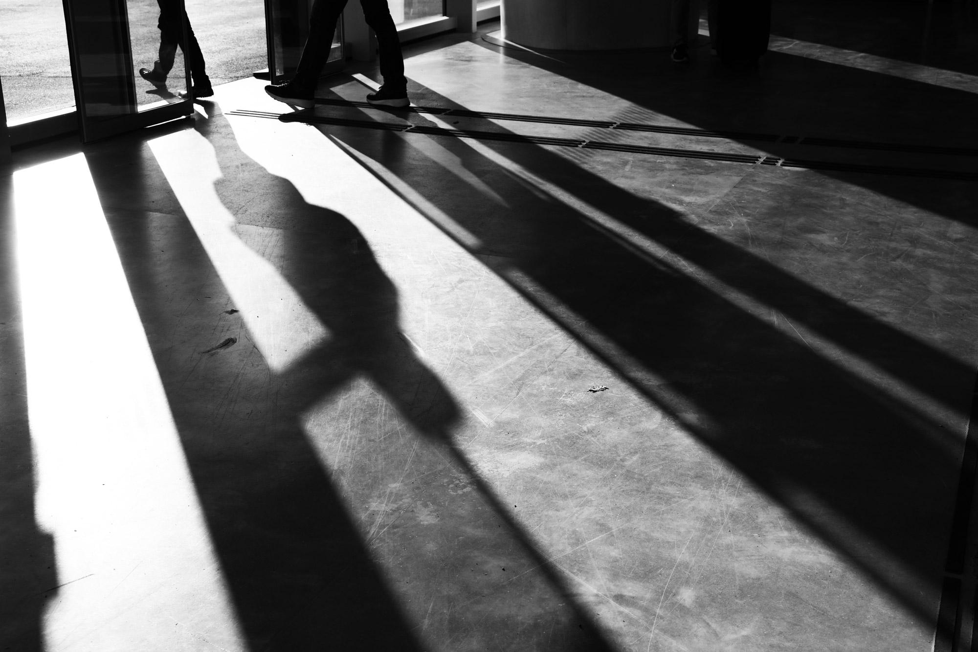 """Sun is at your door"" - Gare de Nantes. ©Clémence Rougetet"