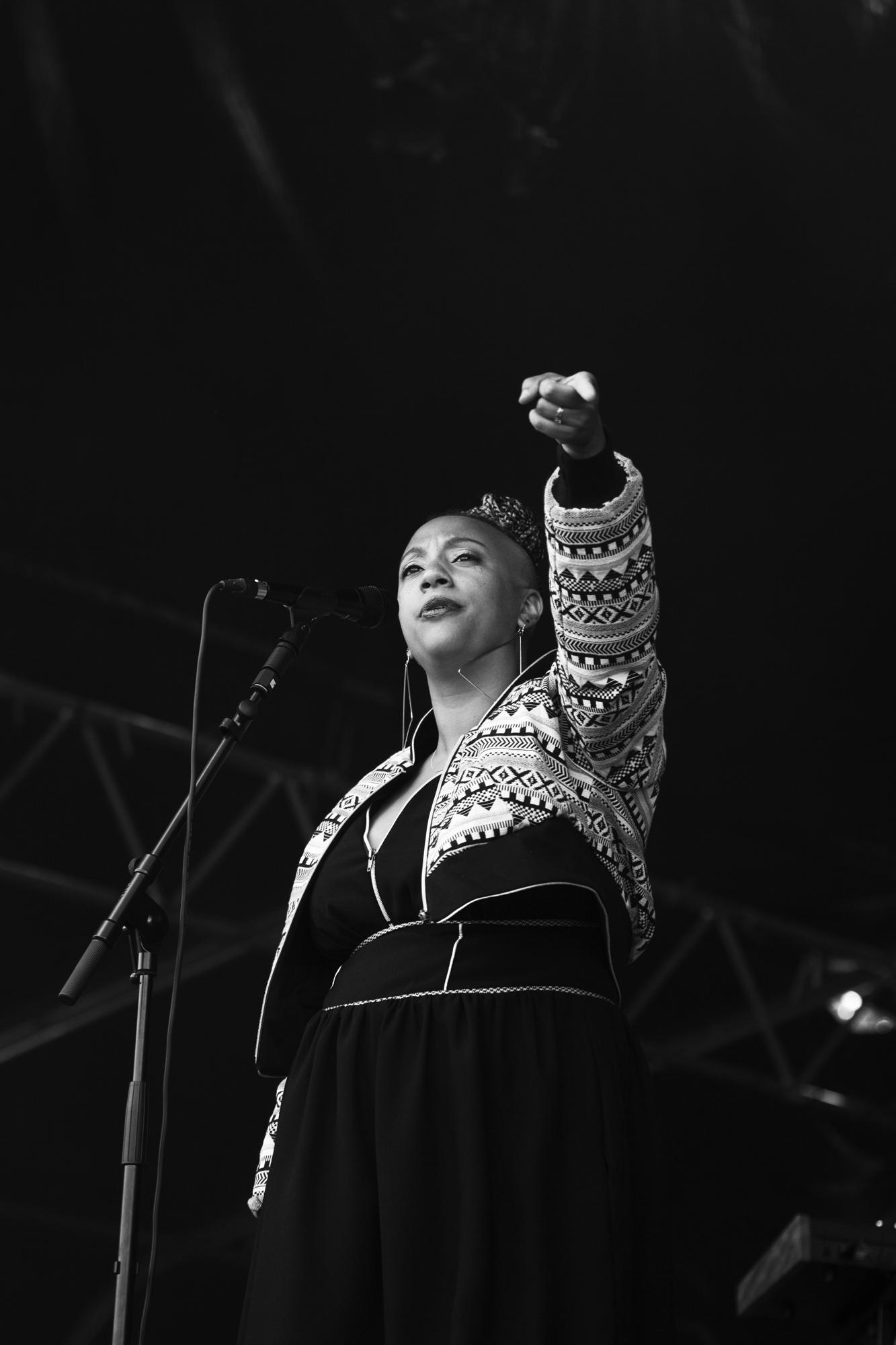 Emane - Festival de La Nuit de l'Erdre 2017 © Clémence Rougetet