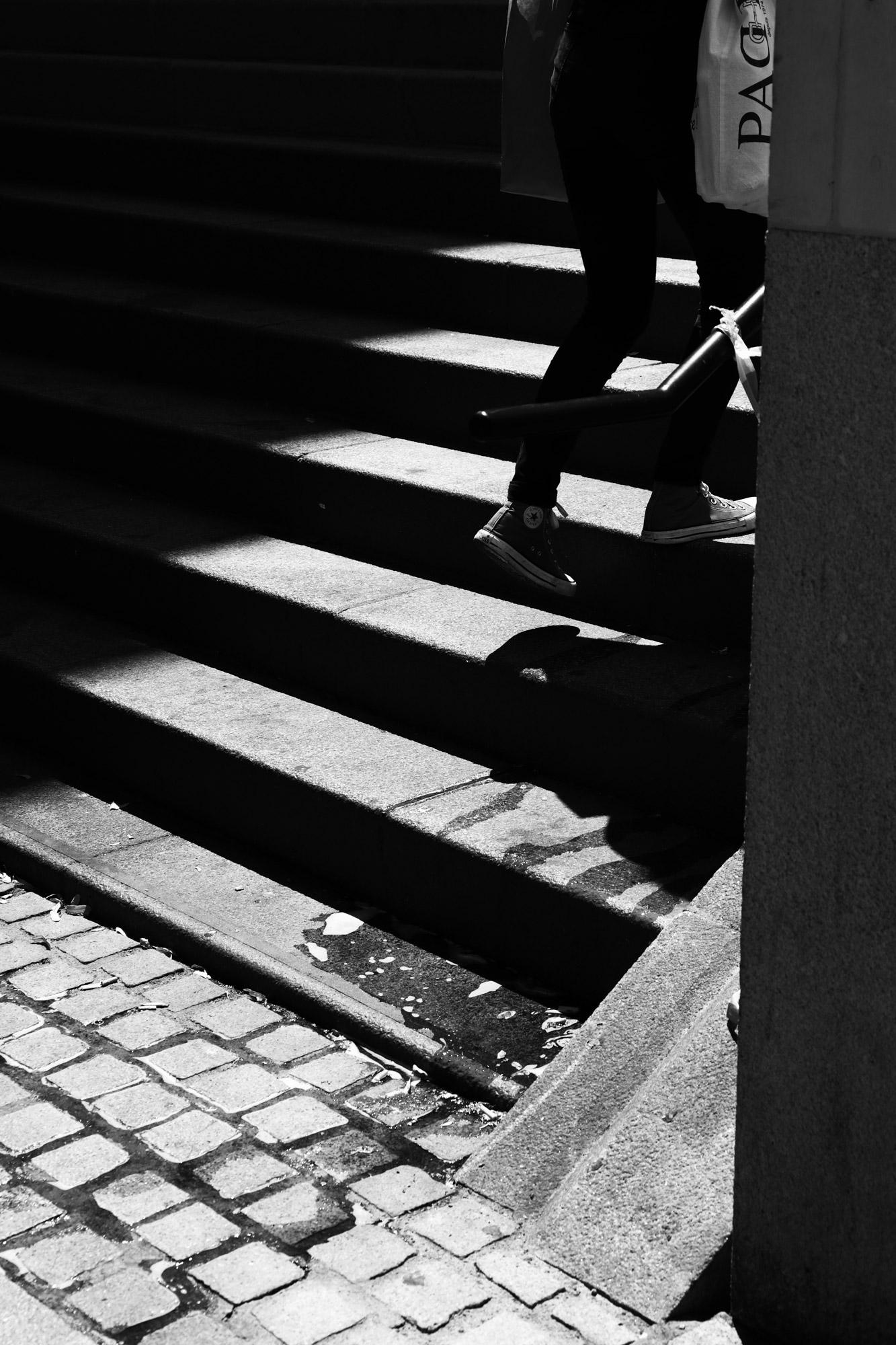 """""""Little foot"""" - Marches des fiertés, Nantes. ©Clémence Rougetet"""