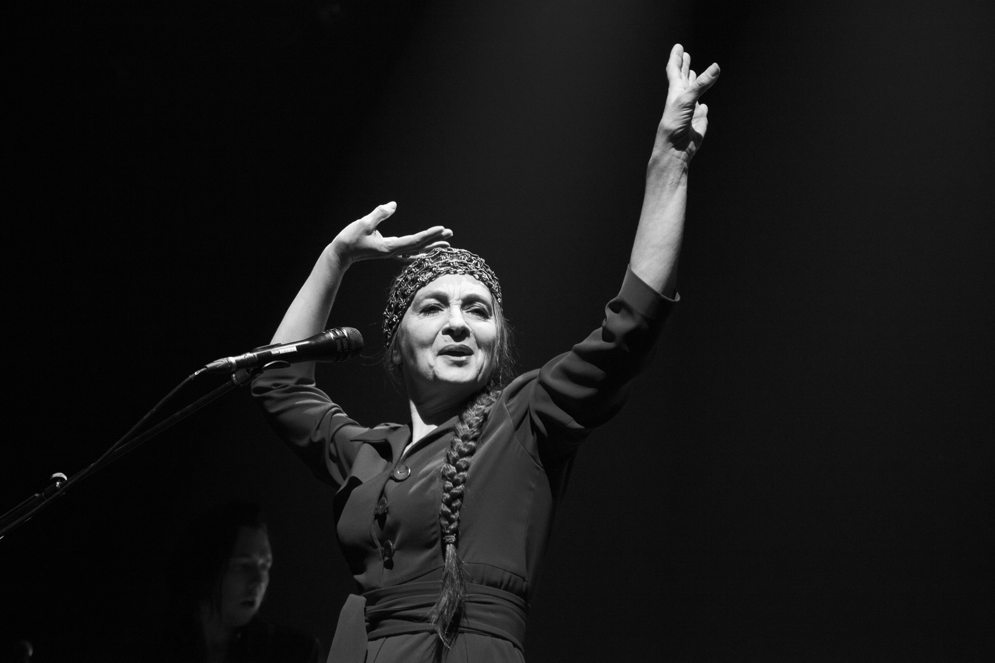 Catherine Ringer - Festival Chorus 2017 © Clémence Rougetet