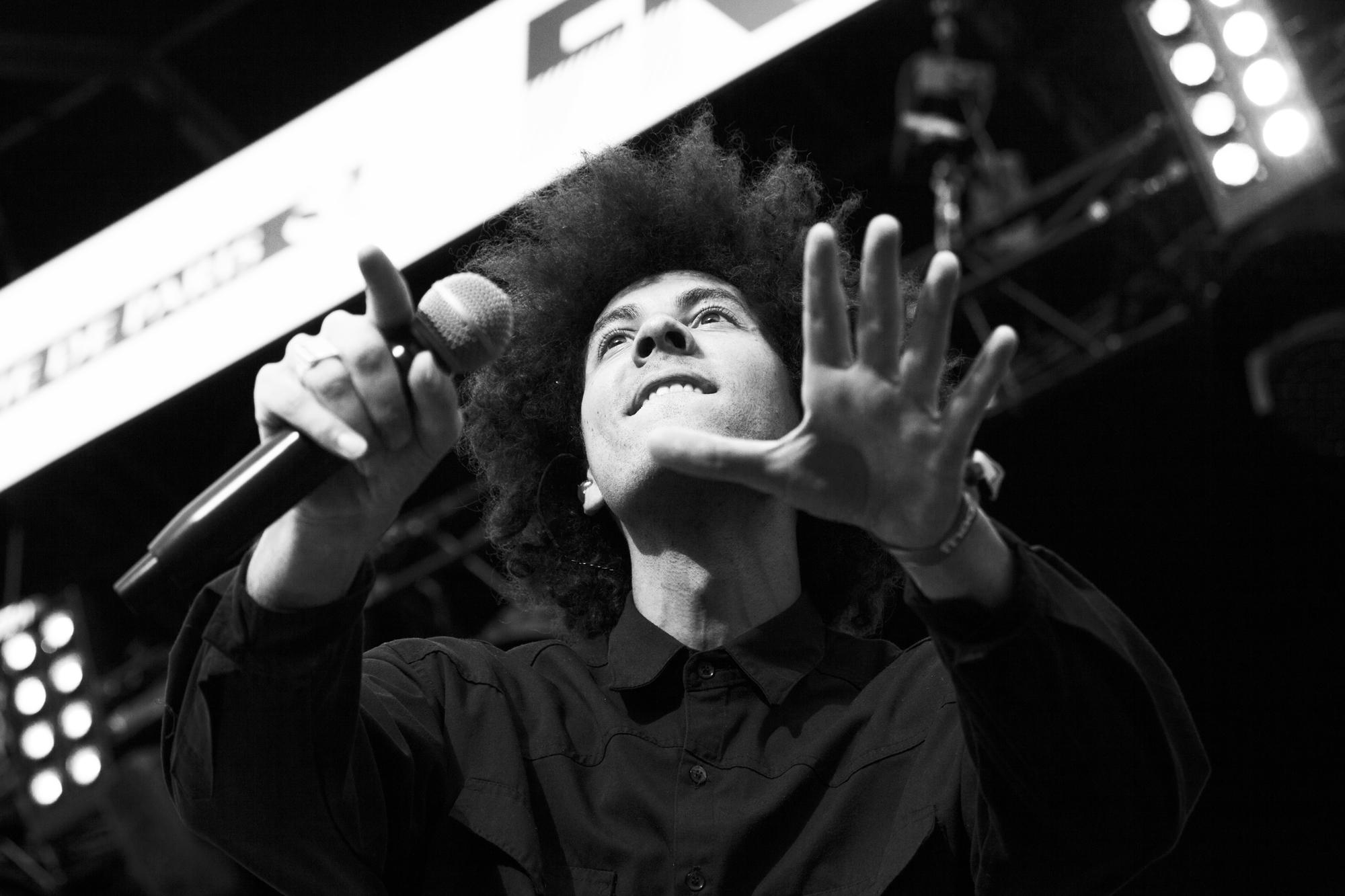 Témé Tan - Fnac Live 2017 © Clémence Rougetet