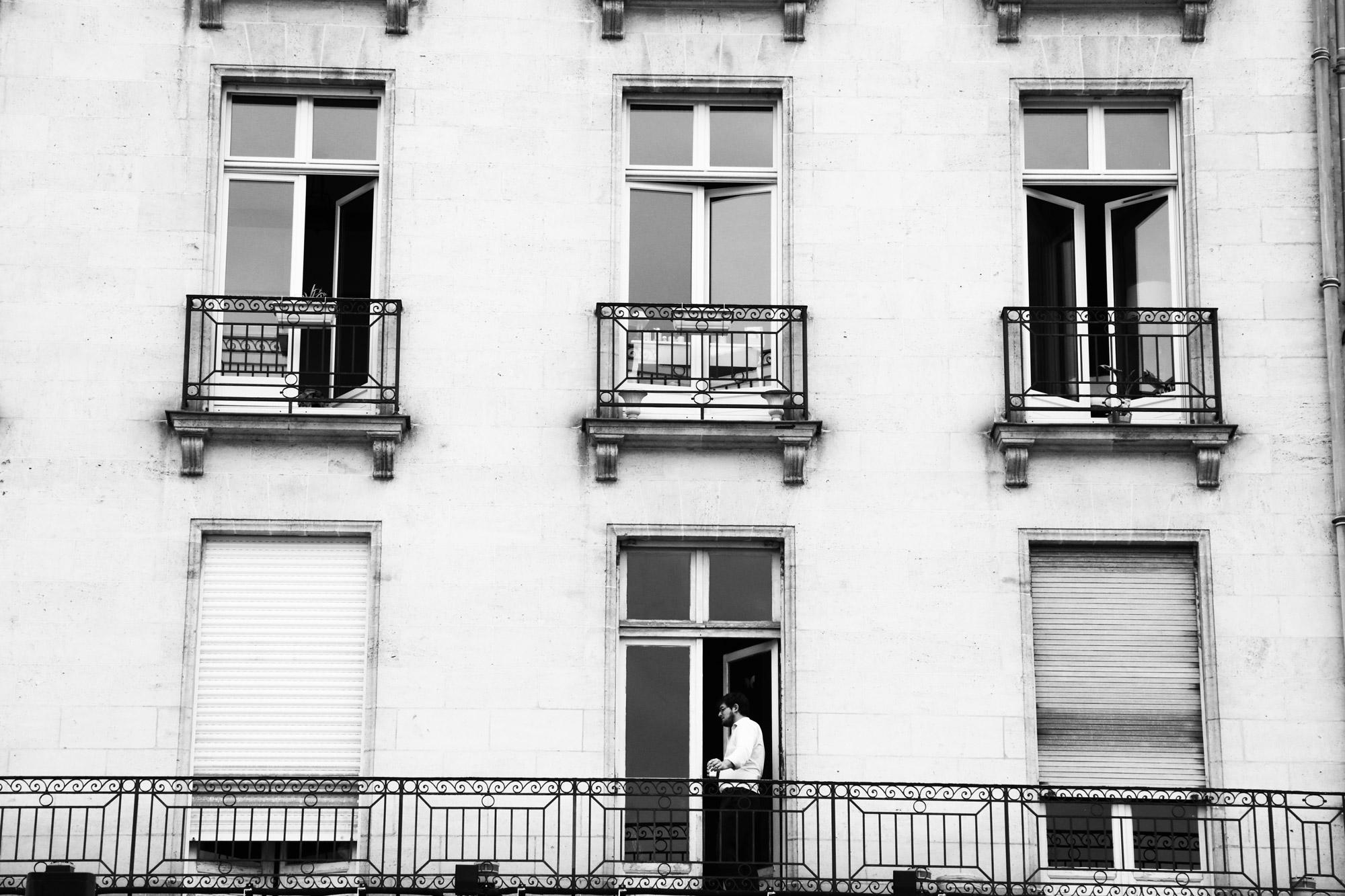 """Windows 6"" - Place Royale, Nantes. ©Clémence Rougetet"
