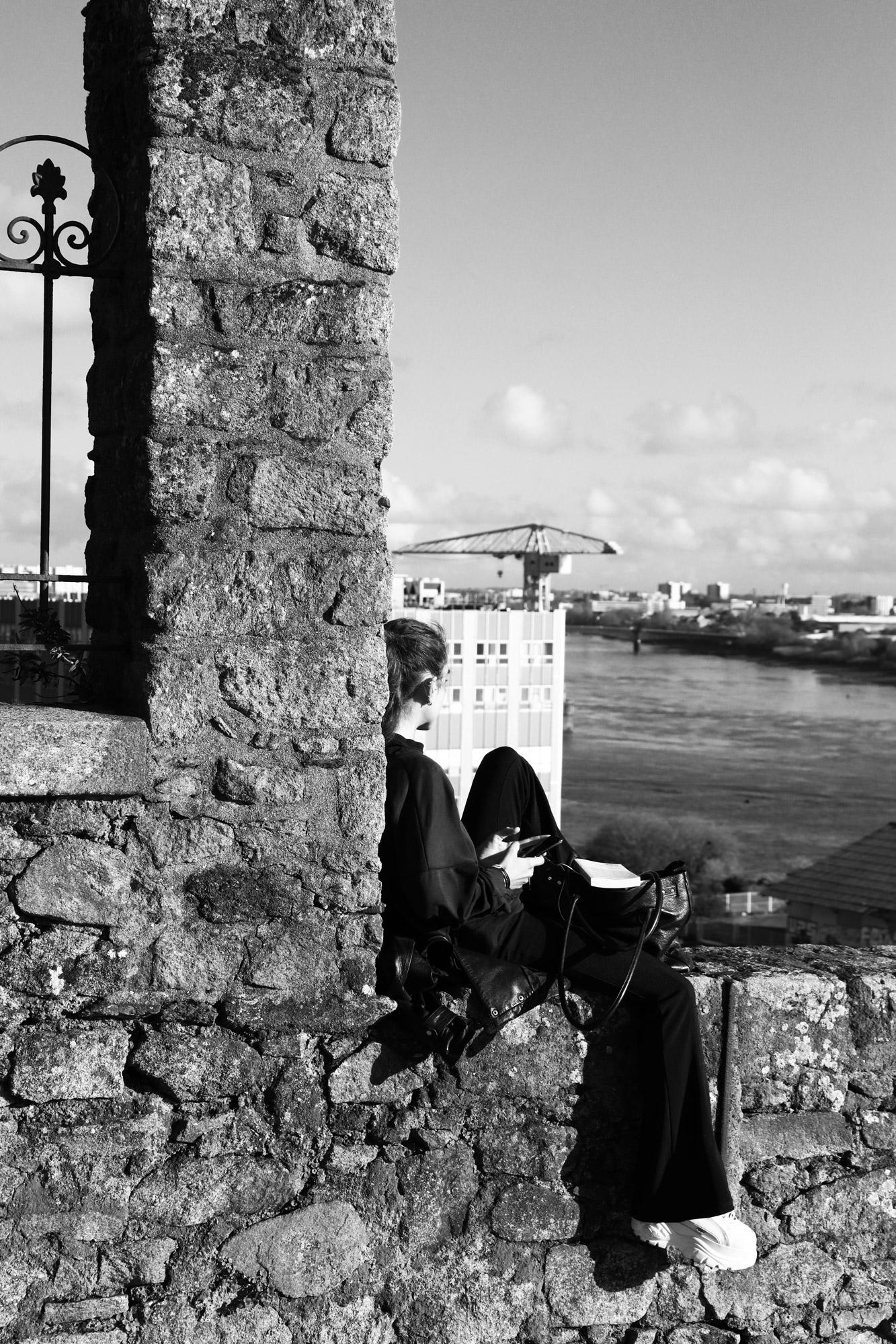 """""""Follow your dreams"""" - Butte Sainte-Anne, Nantes. ©Clémence Rougetet"""