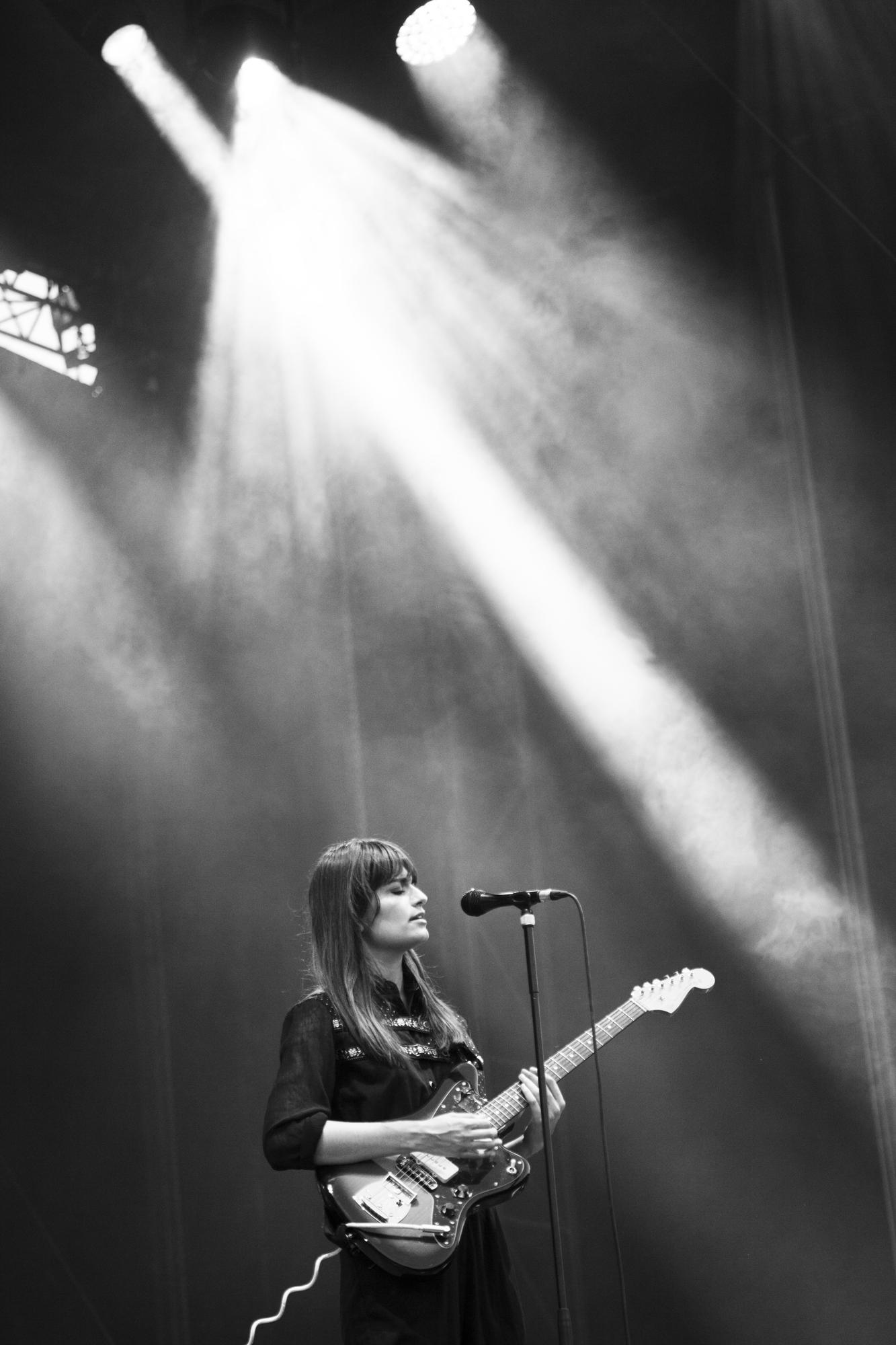 Clara Luciani - Festival de La Nuit de l'Erdre 2019 © Clémence Rougetet