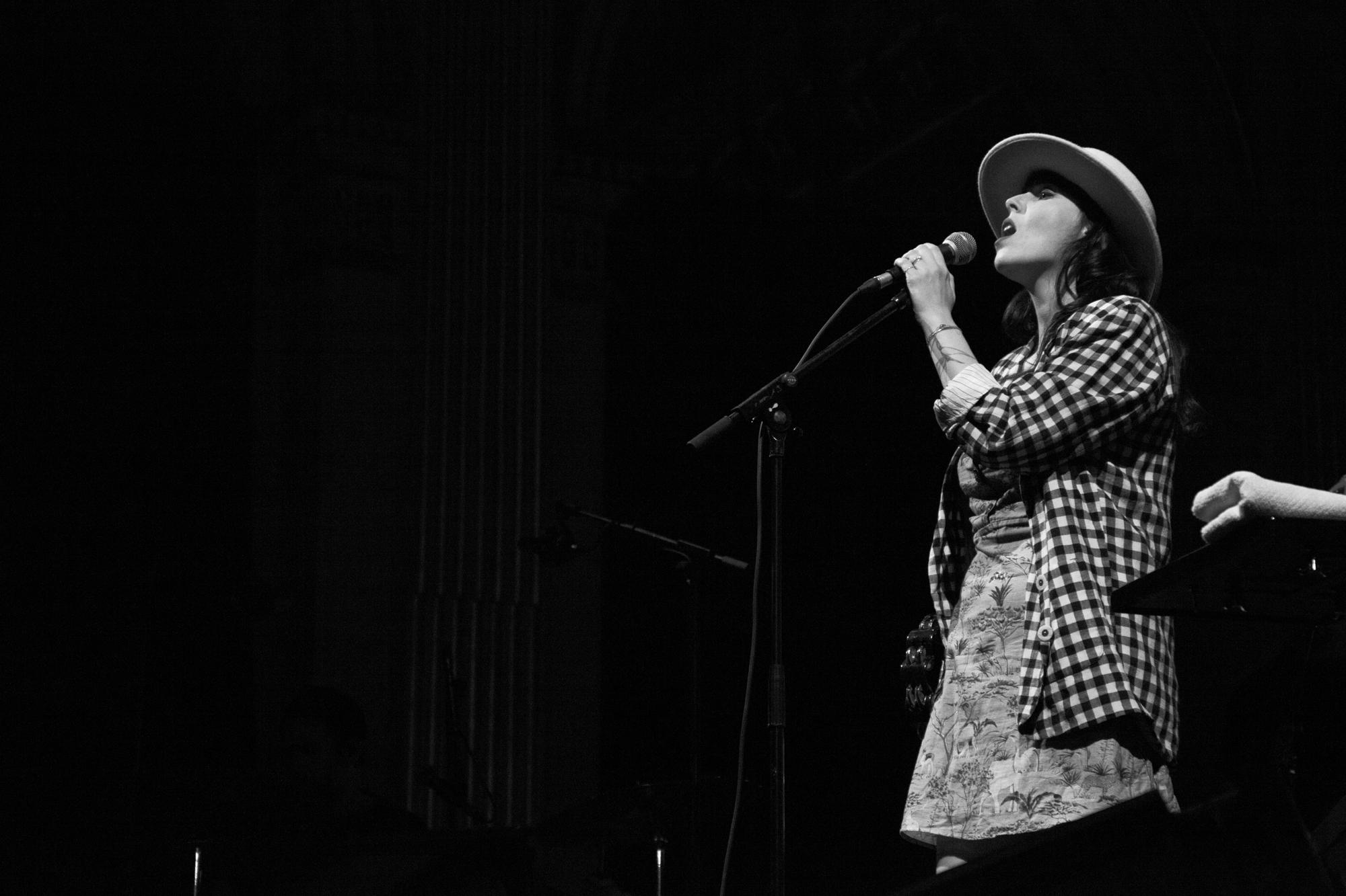 Roni Alter - Fnac Live 2019 © Clémence Rougetet