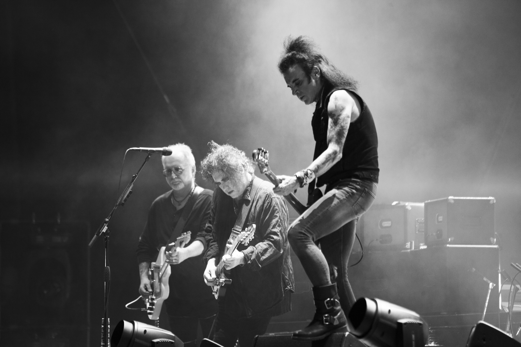 The Cure - Rock en Seine 2019 © Clémence Rougetet