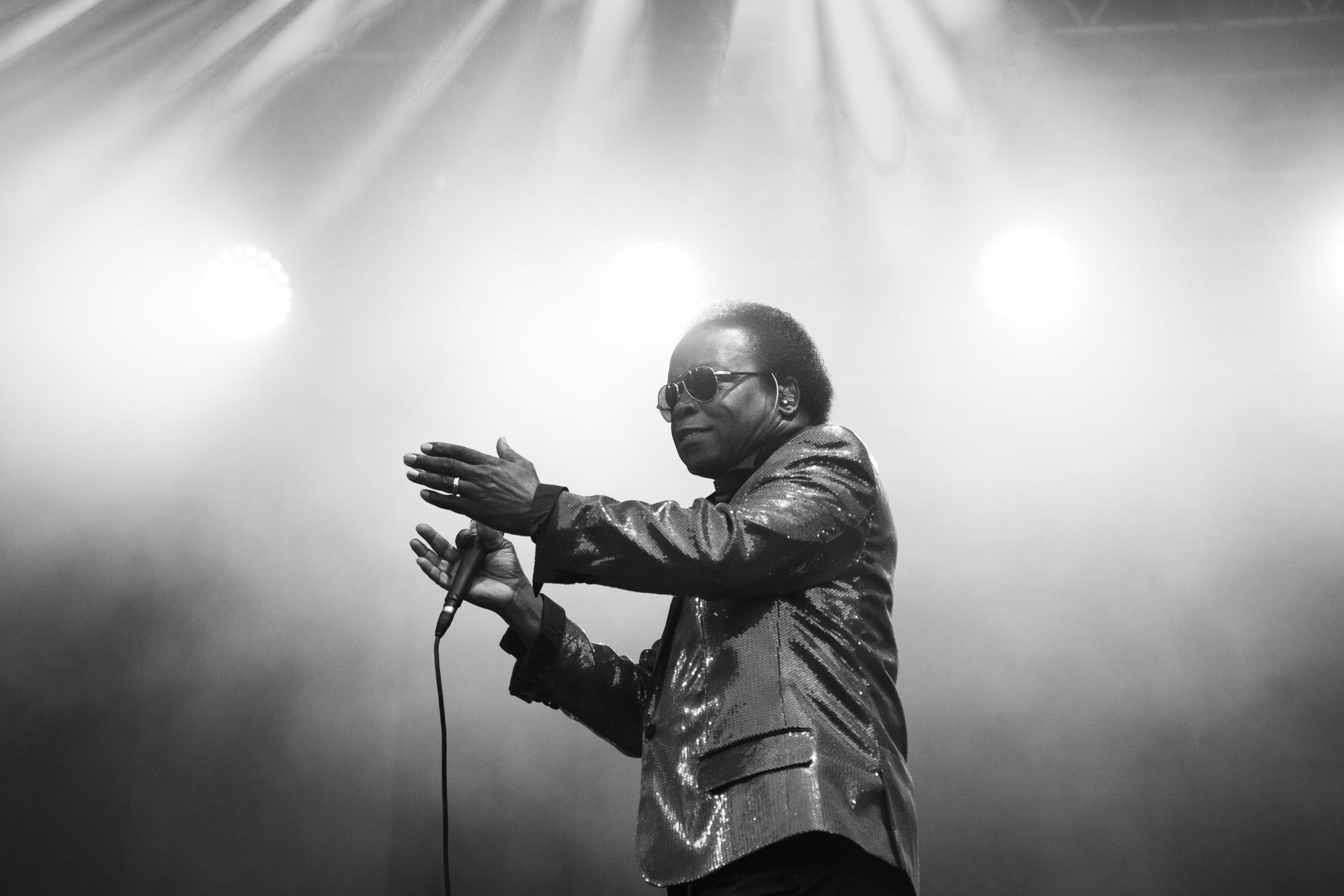 Lee Fields & The Expressions - Festival Les Escales 2017 © Clémence Rougetet