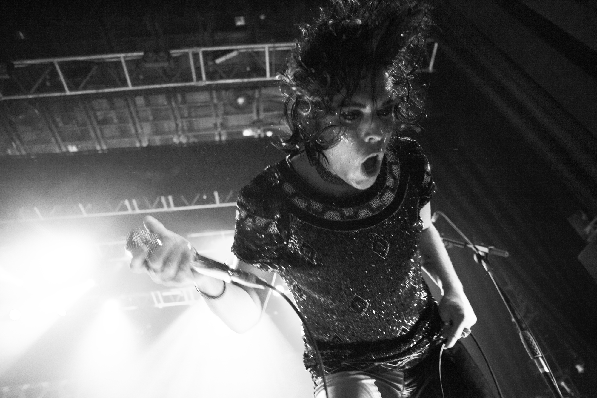 The Struts - Le Trianon. © Clémence Rougetet